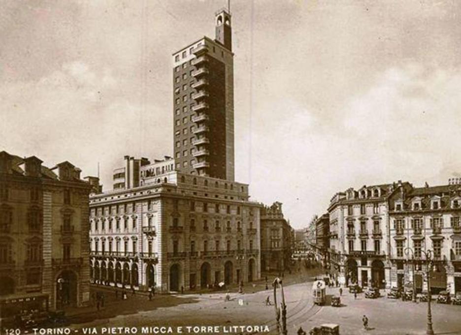 Torre Littoria – AtlasFor